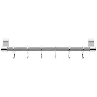 Stellar Premium Kitchen Tools, 42cm Hanging Rack, 6 Hooks