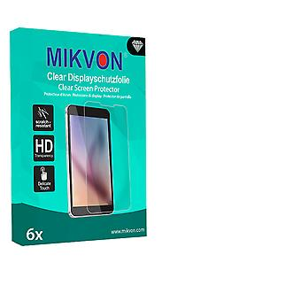 Huawei Band B0 Screen Protector - Mikvon Clear (Retail Package with accessories) (intentionally smaller than the display due to its curved surface)