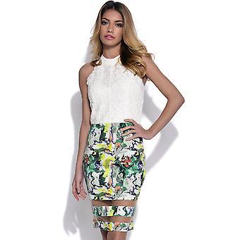 Miss Milne Paros Dress