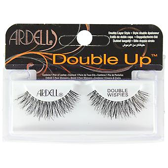 Ardell Double Up falsche Wimpern Doppel Wispies