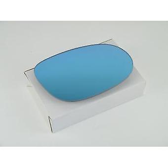 Lado del conductor derecho espejo azul cristal (calentado) y soporte para FIAT CROMA 2005-2008