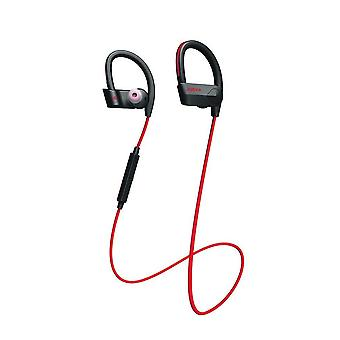 Jabra Sport Pace Wireless Bluetooth Stereo Headphones for Fitness - Red