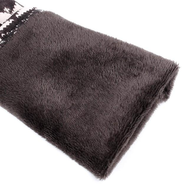 Waooh - mode - Leggings winter - print bleknat svarta jeans