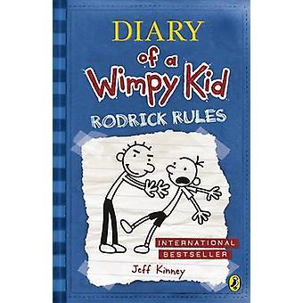 Rodrick regels door Jeff Kinney - 9780141324913 boek