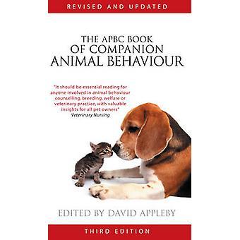 Le livre APBC of Companion Animal Behaviour (3e édition révisée) par