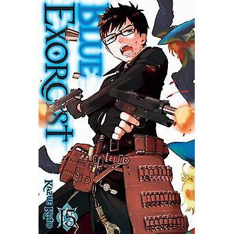 Blue Exorcist - Bd. 15 von Kazue Kato - 9781421585079 Buch