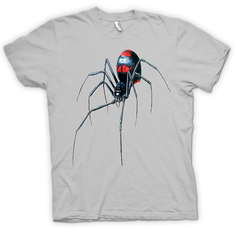 Herr T-shirt - änka Spider - Cool