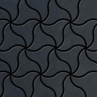 Metal mosaic Raw Steel ALLOY Ninja-RS