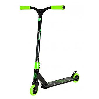 Blazer Pro Black-Green Decay Series Wired Scooter Complete