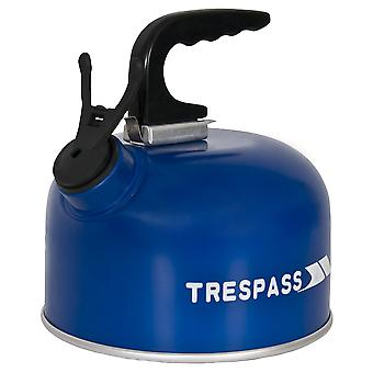 Trespass Boil Aluminum Kettle (1 Litre)