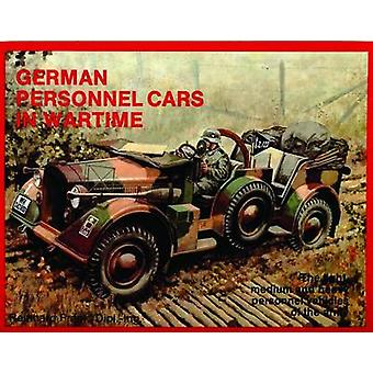German Trucks & Cars in WWII by Reinhard Frank - 9780887401626 Book