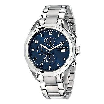 Maserati Herrenuhr Traguardo chronograph R8853112505