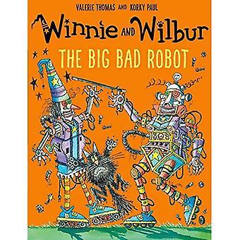 Winnie et Wilbur: le Big Bad Robot