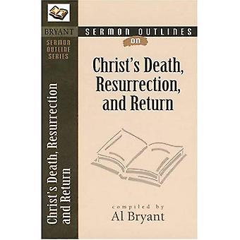 Christ's dood, opstanding en terugkeer (preek omtrekken (Kregel))