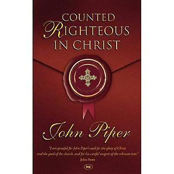 Räknas rättfärdiga i Kristus