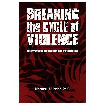 Romper el ciclo de violencia: las intervenciones para la intimidación y victimización