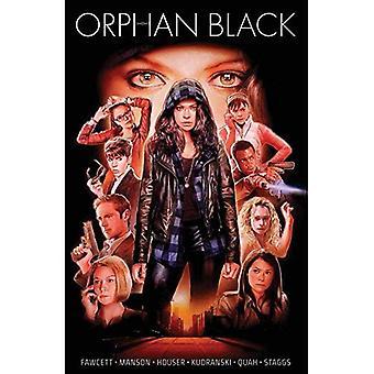 Orphan Black Volume 1 (Orphan Black Tp)