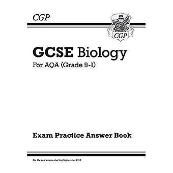 Nueva biología GCSE: AQA respuestas (libro de práctica de examen)