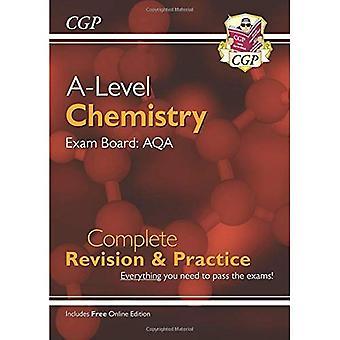 Nya A-nivå kemi för 2018