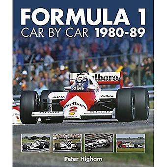 Formula 1 Car by Car 1980� - 1989 (Formula 1 Car by� Car)