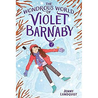 Il meraviglioso mondo di Barnaby viola
