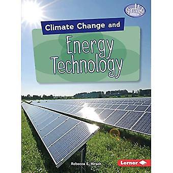 Mudança climática e tecnologia de energia (Searchlight Books (TM) - mudança climática)