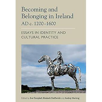 Att bli och tillhör i Irland AD c. 1200-1600: essäer om identitet och kulturell praxis