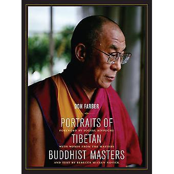 Portraits of Tibetan Buddhist Masters by Don Farber - Sogyal Rinpoche