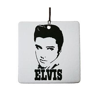 Elvis Presley Pompadour Car Air Freshener