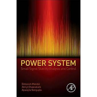 Power System lille Signal stabilitetsanalyse og kontrol af Carsten & Rasmus