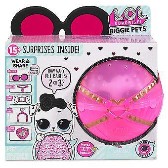 L.O.L Surprise! Biggie Pets - Dollmation Dog