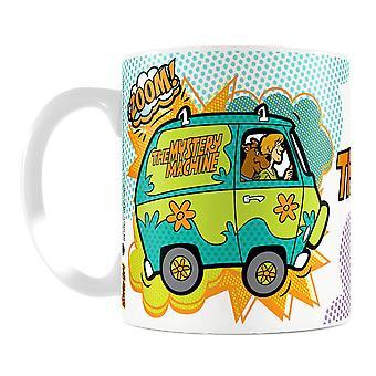 Scooby Doo Mystery Machine Mug