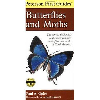 First Guide to Butterflies (2nd Revised edition) by Roger Tory Peters