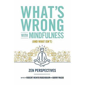 What's Wrong with Mindfulness - Zen Perspectives by Robert Rosenbaum -