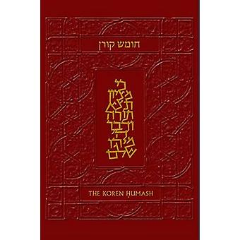 The Koren Chumash - Hebrew/English Five Books of Moses by Harold Fisch