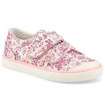 Startrite Bounce Girls Infant Canvas Shoes