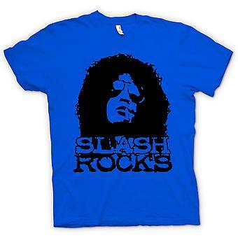 Kids t-shirt - roca de la guitarra de Slash - Guns n Roses