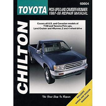 Toyota Pick-ups/Land Cruiser/4Runner 1997-2000 (Chilton Total voiture soins manuels de réparation automobile)