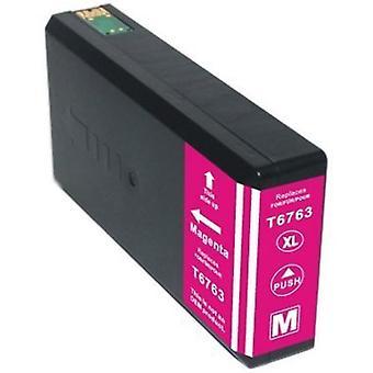 676XL (T6763) Magenta Compatible Inkjet Cartridge