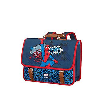 Disney av Samsonite Stylies Kids ryggsäck M Marvel-polyester-Spiderman pop-13.5 ml-38cm