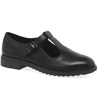 Clarks Griffin Town kvinner T-bar sko