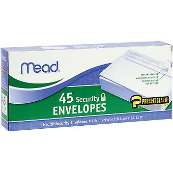 Boxed Peel & Stick Envelopes 4 1 8