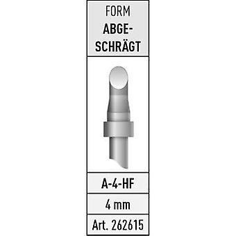 Soldering tip Bevelled Stannol A-4-HF Content 1 pc(s)