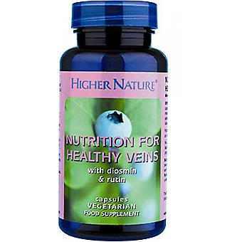 Higher Nature Nutrition for Healthy Veins, 90 veg caps