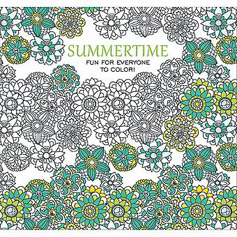 Leisure Arts-Color Summertime LA-57365