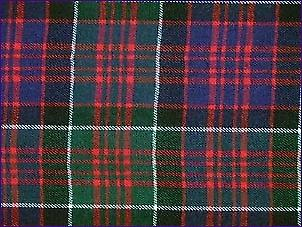 MacDonald of Clanranald, Modern - Pure Wool Tartan