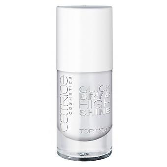 Catrice kosmetika Catrice Quick Dry & High Shine Top Coat
