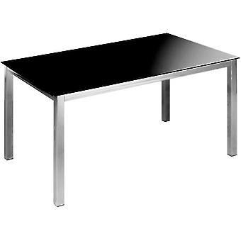 SZ Suárez Cadell 2 Table 90. Crystal Black 1400X900X750Mm