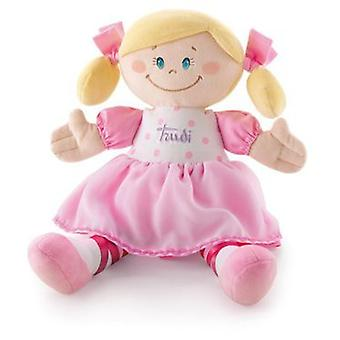Trudi Ballerina doll fabric 30cm 30 Cm (Toys , Preschool , Dolls And Soft Toys)