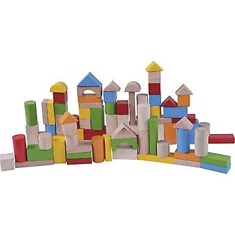 CPA Cube Wood With Laces (Toys , Preschool , Constructions)